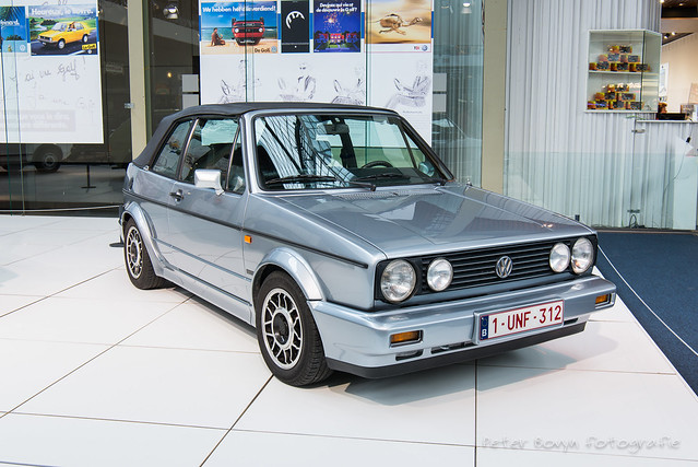 Golf Cabriolet Face-lift