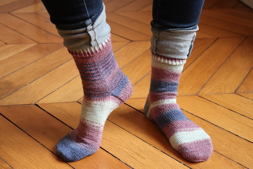 Serendipitous Sock | by KnitSpirit
