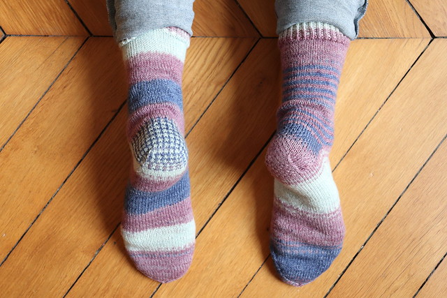 Serendipitous Sock