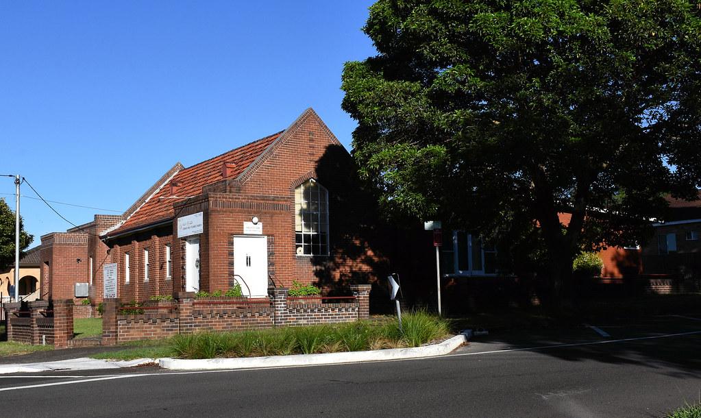 One Heart Uniting Church, Concord, Sydney, NSW.