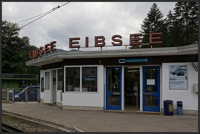 2012-06-23 Bayerische Zugspitzbahn - Eibsee - 5