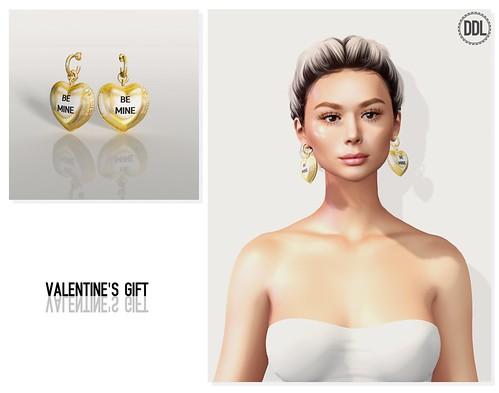 [DDL] Valentine's Gift ♥♥♥♥♥