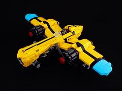 [Skyracers] Yellowhammer - ground