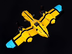 [Skyracers] Yellowhammer - back