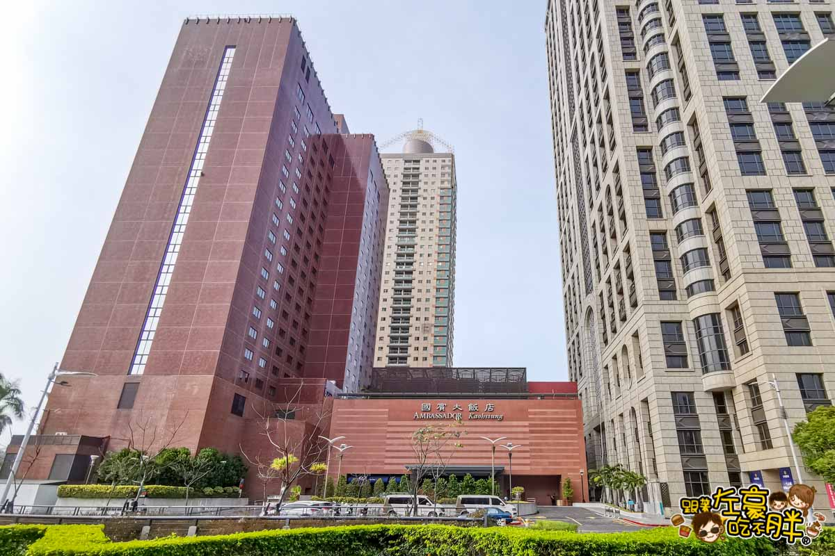 高雄國賓大飯店 i River自助餐廳-88