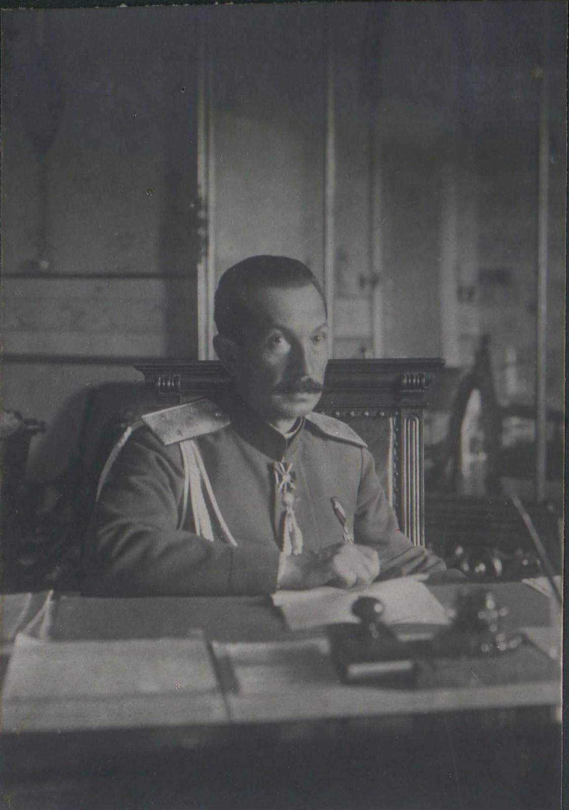 27. Генерал-лейтенант Африкан Петрович Богаевский
