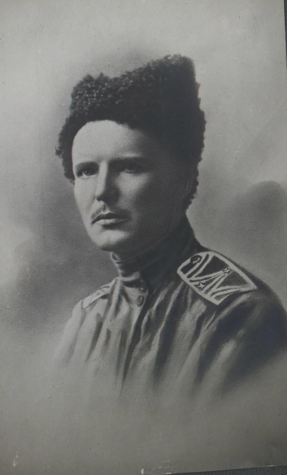 26. Генерал-лейтенант Андрей Григорьевич Шкуро