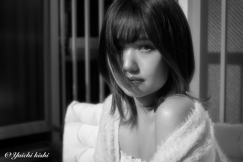#百合木美怜 @mirei1202 @mirei_anfaid #portrait #photography #photogenic | by Skywalker7110