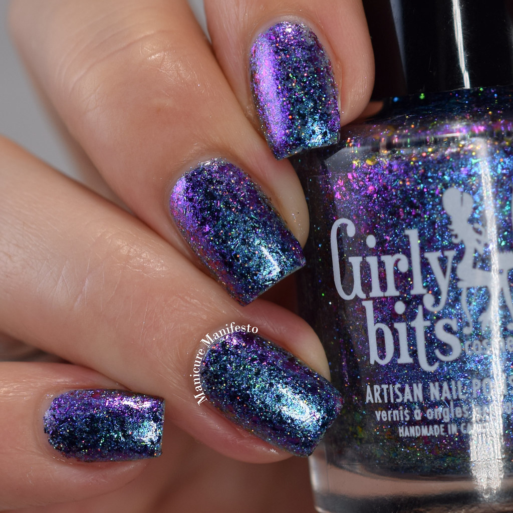 Girly Bits Give Me Shelter review