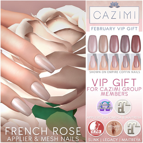 French Rose VIP Gift