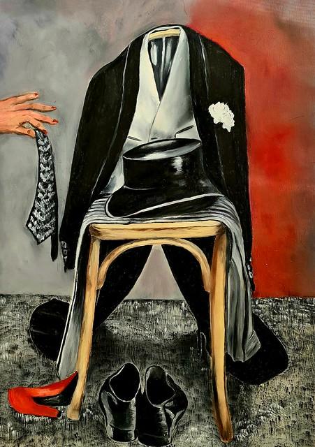 פרידה פירו frida piro ציירת יוצרת אמנית מודרנית עכשווית ריאליסטית אמנות ישראלית פמיניסטית אשה הנשים