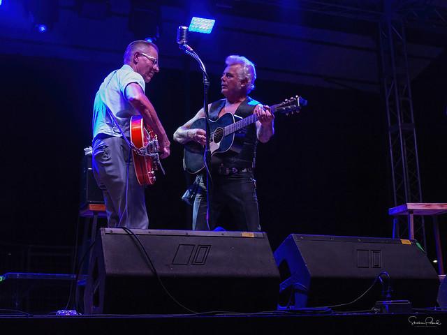 Dale Watson and Jim Heath