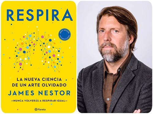 """""""RESPIRA"""" de James Nestor"""
