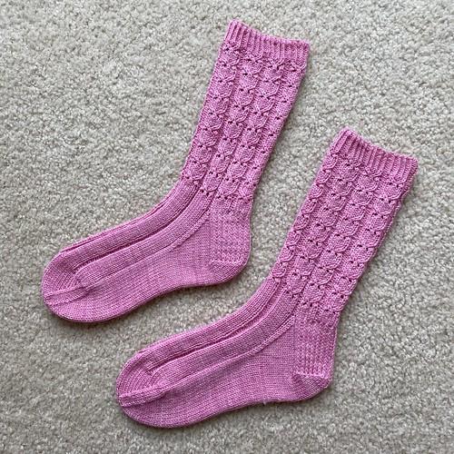 Fairy Maiden socks