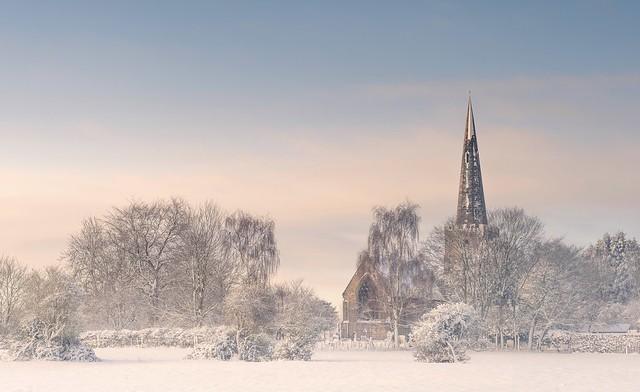 Snow Blessings
