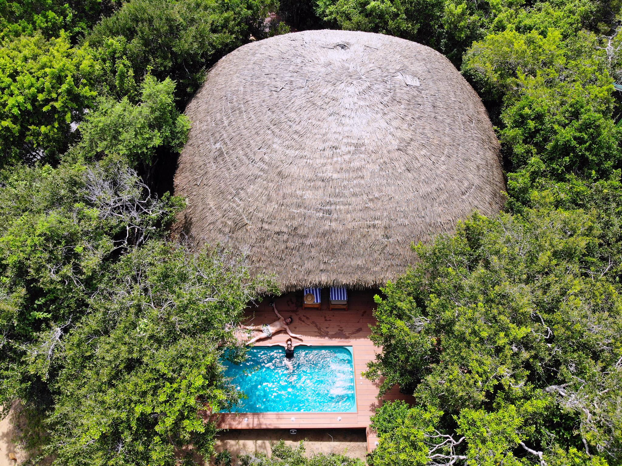 Hotel Chena Huts by Uga Escapes Yala Sri Lanka - Thewotme chena huts - 50943084633 38f4c1a521 k - Chena Huts by UGA Escapes, un pequeño paraíso en Yala