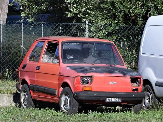 1979 Fiat 126 Personal 4