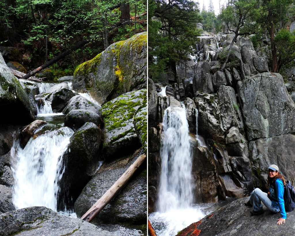 Chilnualna Falls, Yosemite National Park, Ca, USA