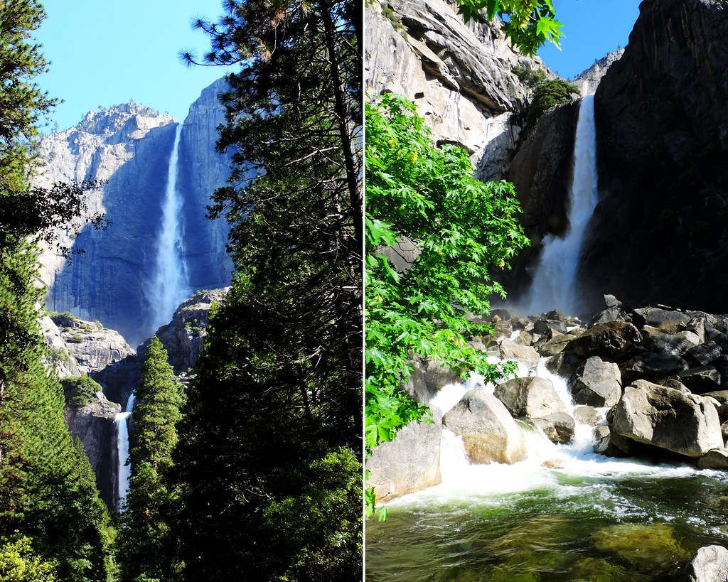 Yosemite Falls, Yosemite National Park, Ca, USA