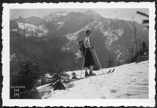 ArchivTappen2AAl2e809 Urlaub in den Bergen, Fotoalbum, 1930-1948