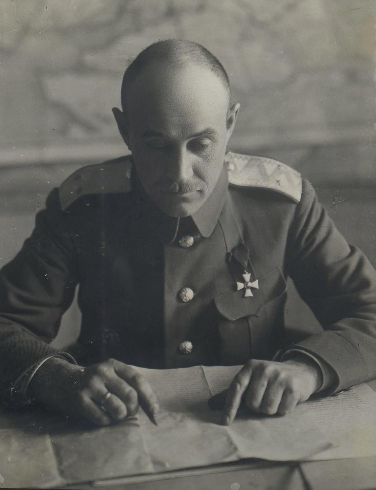 29. Генерал-лейтенант Владимир Ильич Сидорин