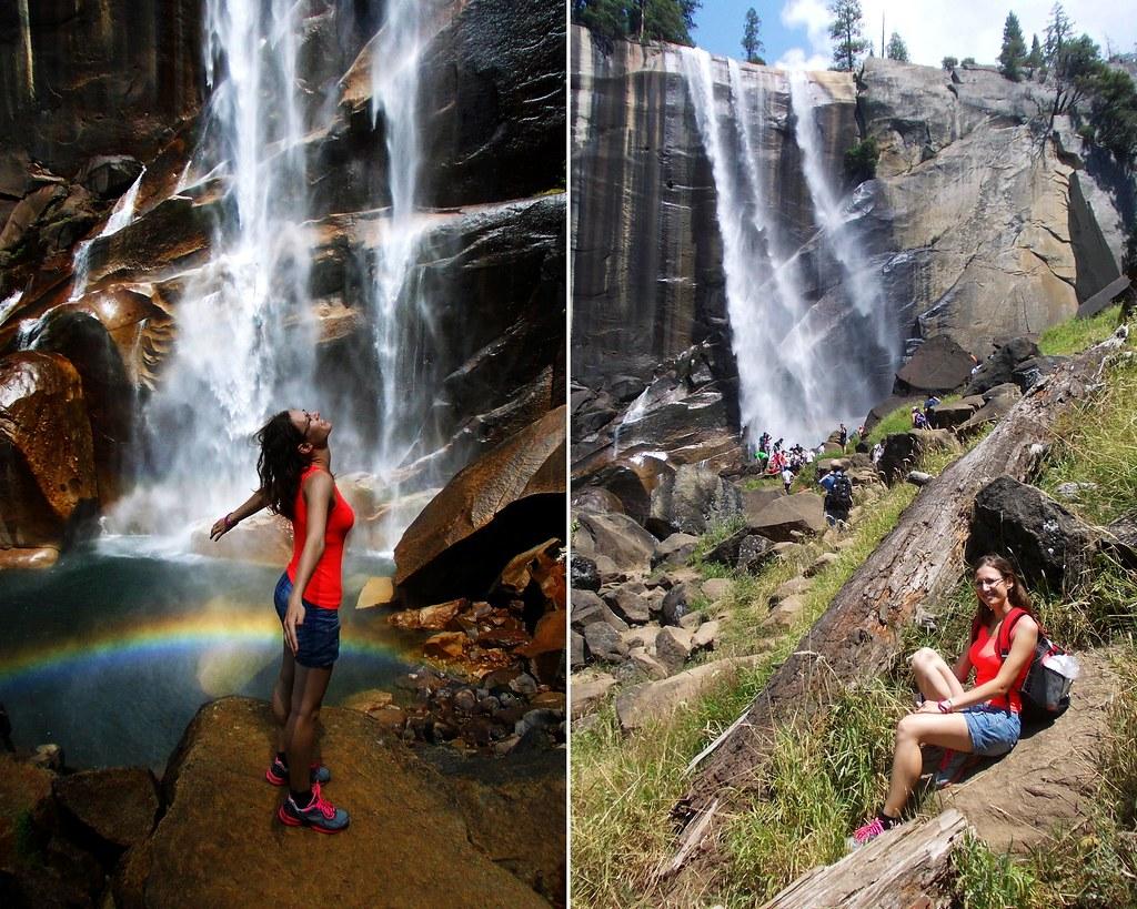 Vernal Fall, Yosemite National Park, Ca, USA