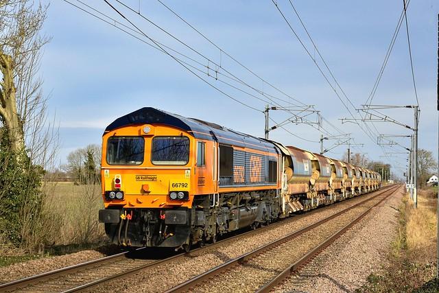 66792 t&t 66748 - Waterbeach - 14/02/21.