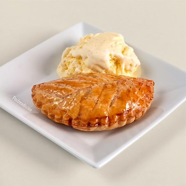 receta de empanadillas de manzana