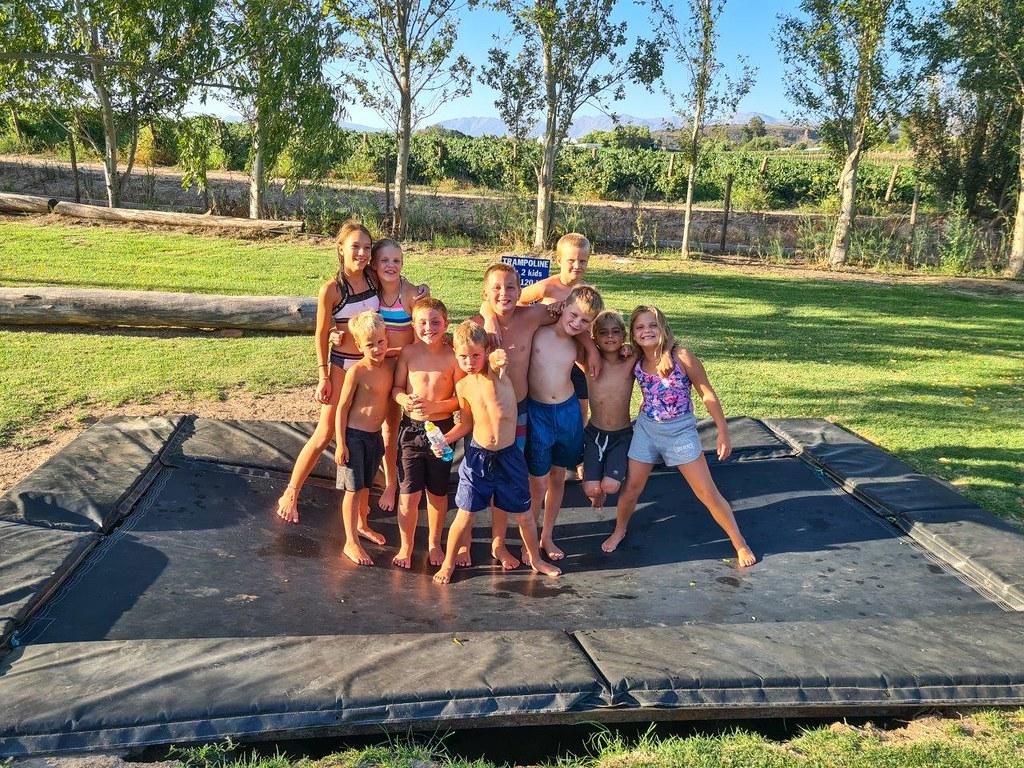 Camping weekend with family & friends @ Skurwekop
