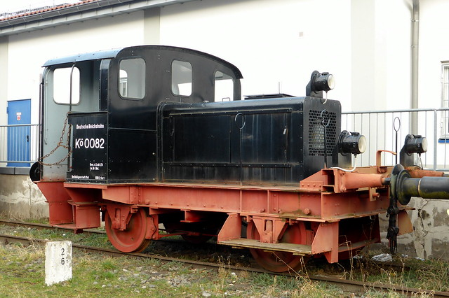 Heiligenstädter Eisenbahnverein: Kö 0082 in Heiligenstadt Ost