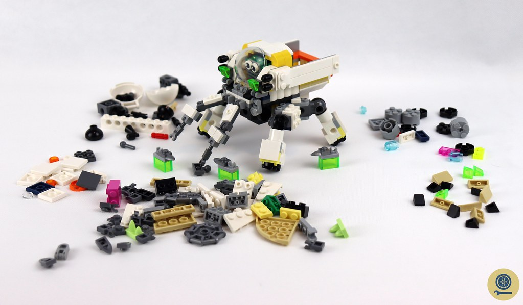 31115 Space Mining Mech 13