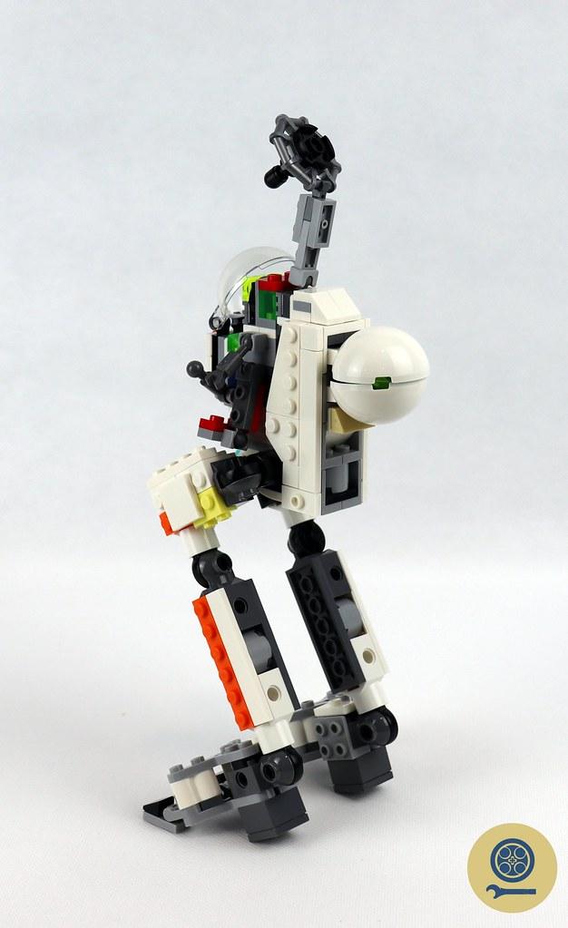 31115 Space Mining Mech 7