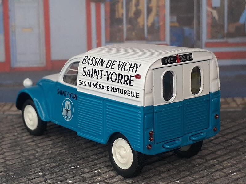 Oceanic - Norev - Citroën 2CV