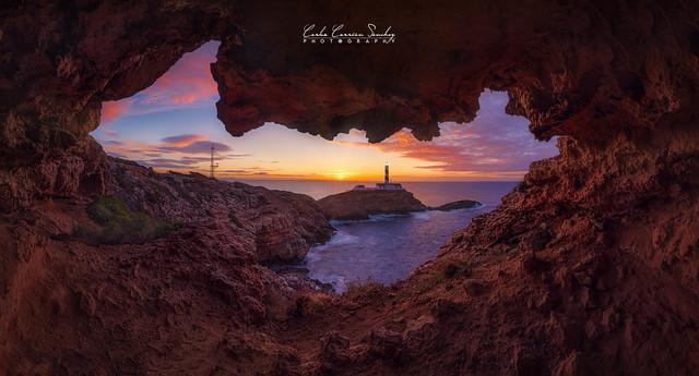 Cala Figuera Lighthouse