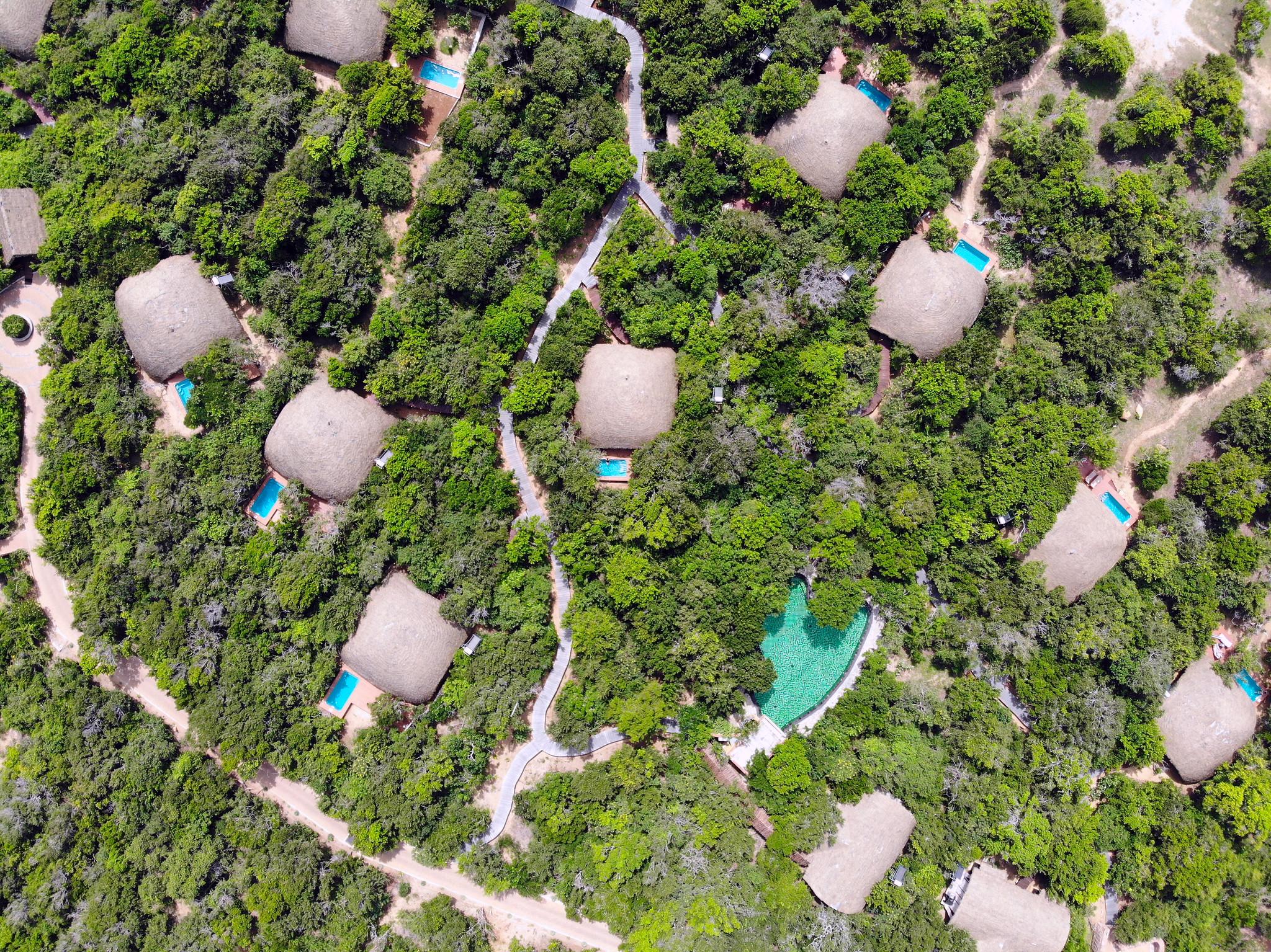 Hotel Chena Huts by Uga Escapes Yala Sri Lanka - Thewotme chena huts - 50943783916 c4625380db k - Chena Huts by UGA Escapes, un pequeño paraíso en Yala