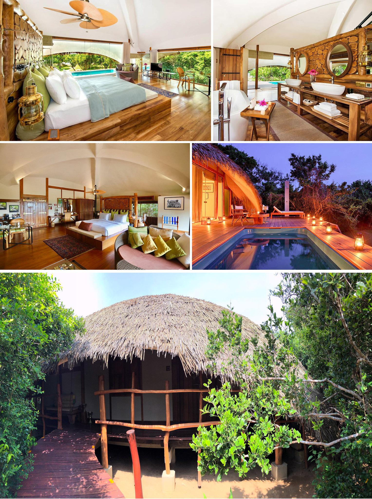 Hotel Chena Huts by Uga Escapes Yala Sri Lanka - Thewotme chena huts - 50943785961 3e7aad6b6a k - Chena Huts by UGA Escapes, un pequeño paraíso en Yala