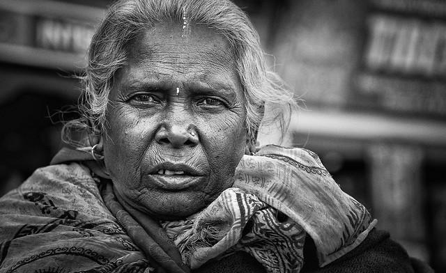 Newari woman