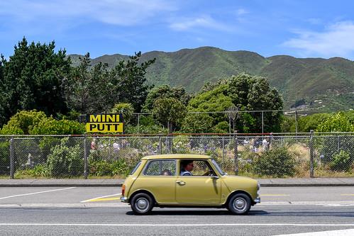 <p>1972 Morris Mini</p>