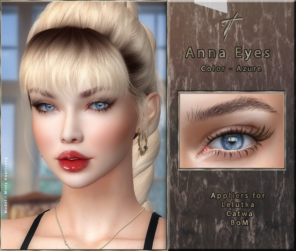 Tville - Anna Eyes *Azure*