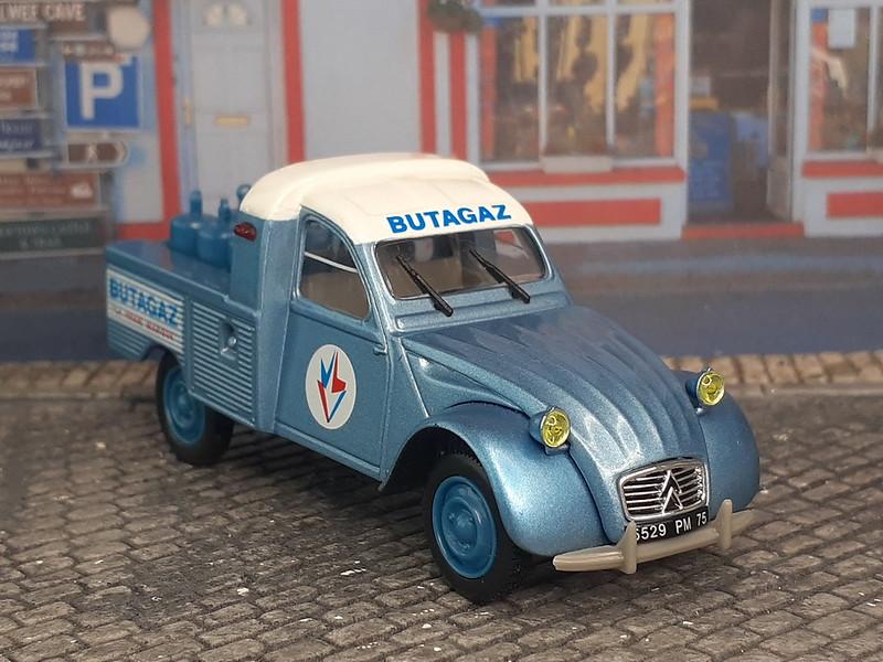 Citroën 2CV PickUp – 1963