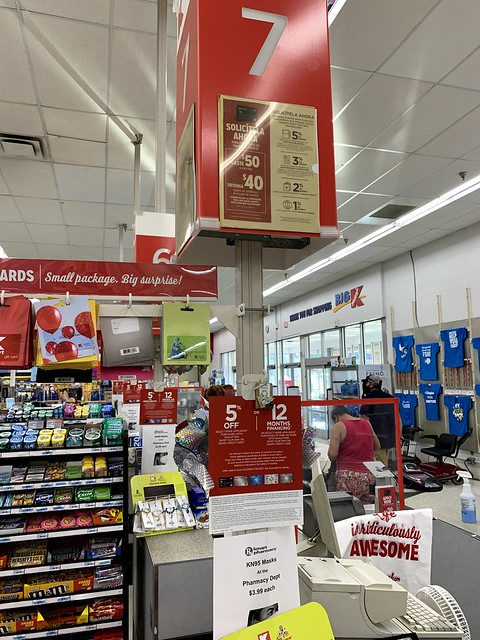 BIG KMART — WILLOW STREET, PA (Now Closing) photos from 2019 and early 2020 and 7/18/2020