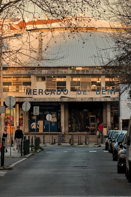Lockdown Walks: Mercado de Benfica