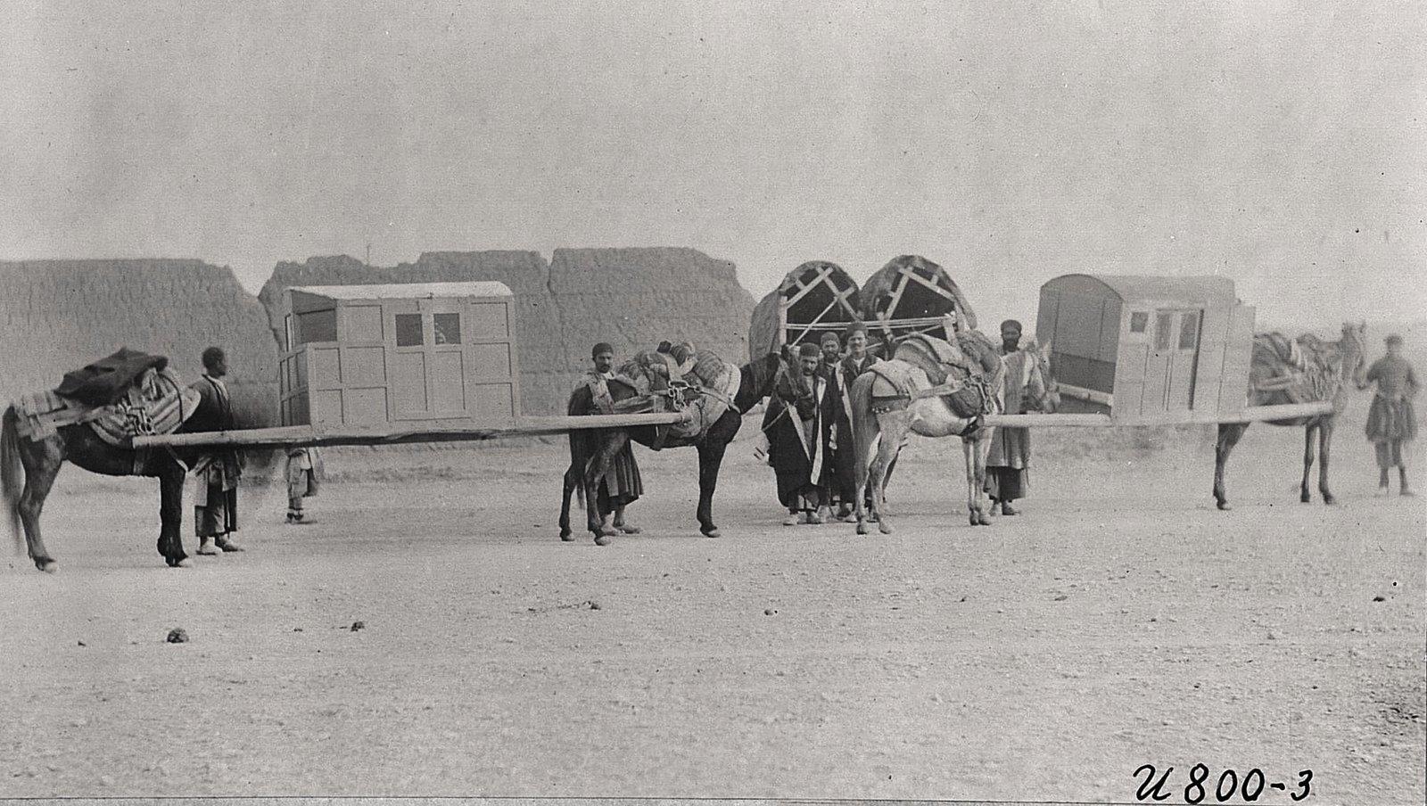 Персианки в пути