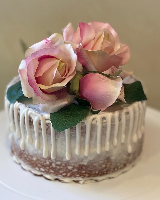 Cake by Creations4life Sweets, LLC