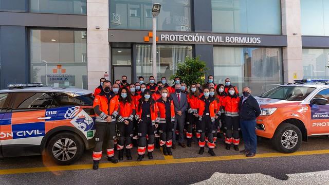 ANIVERSARIO PROTECCIÓN CIVIL BORMUJOS