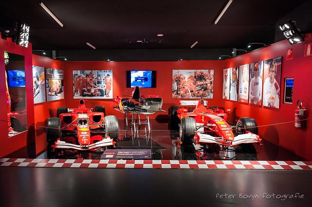 Ferrari F-2005 & 248 F1 - 2005/2006