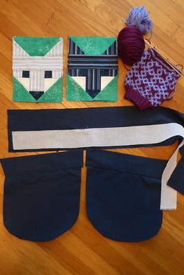 2021-02-14_Fancy-Fox-blocks_hat_Casey-Skirt-pieces_WIP