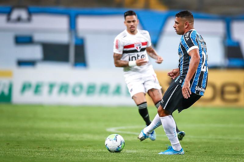 Grêmio x São Paulo - Brasileirão 2020 - 14/02/2021