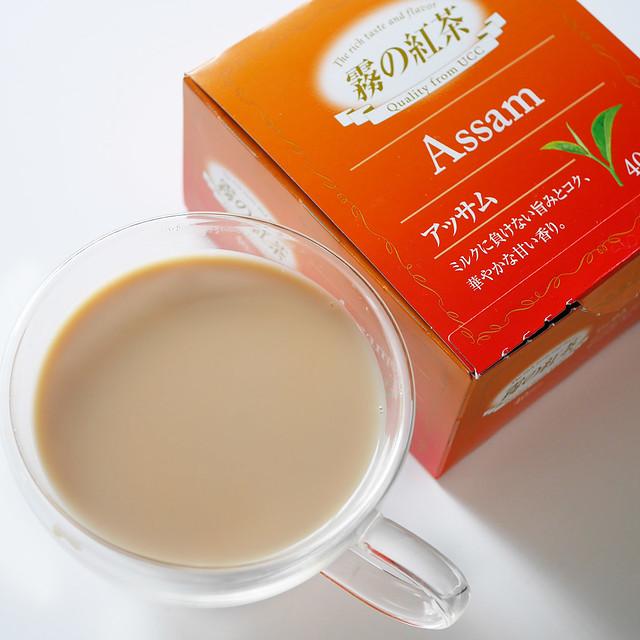 UCC 霧の紅茶 業務用 アッサム