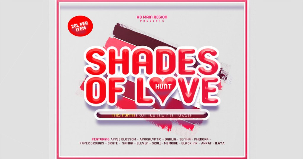 Shades of Love Hunt